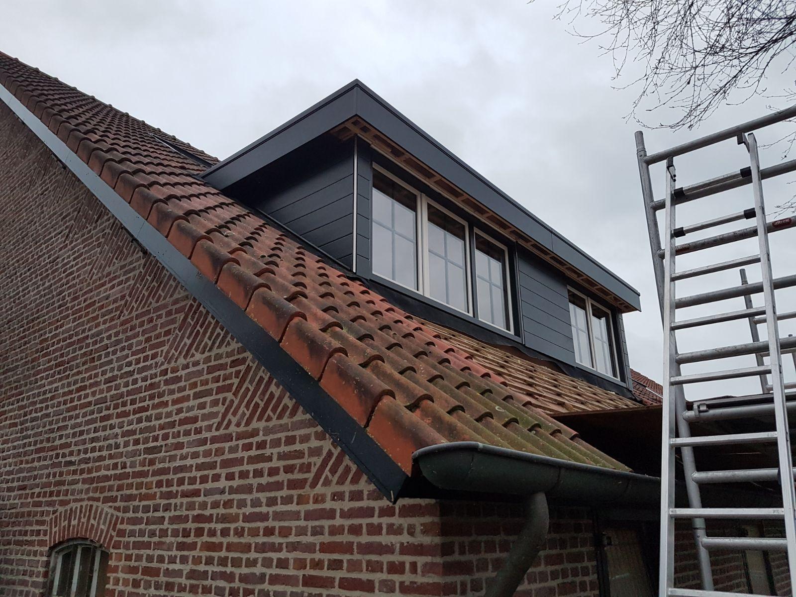 onderhoudsvrije nieuwe dakkapel appartementen