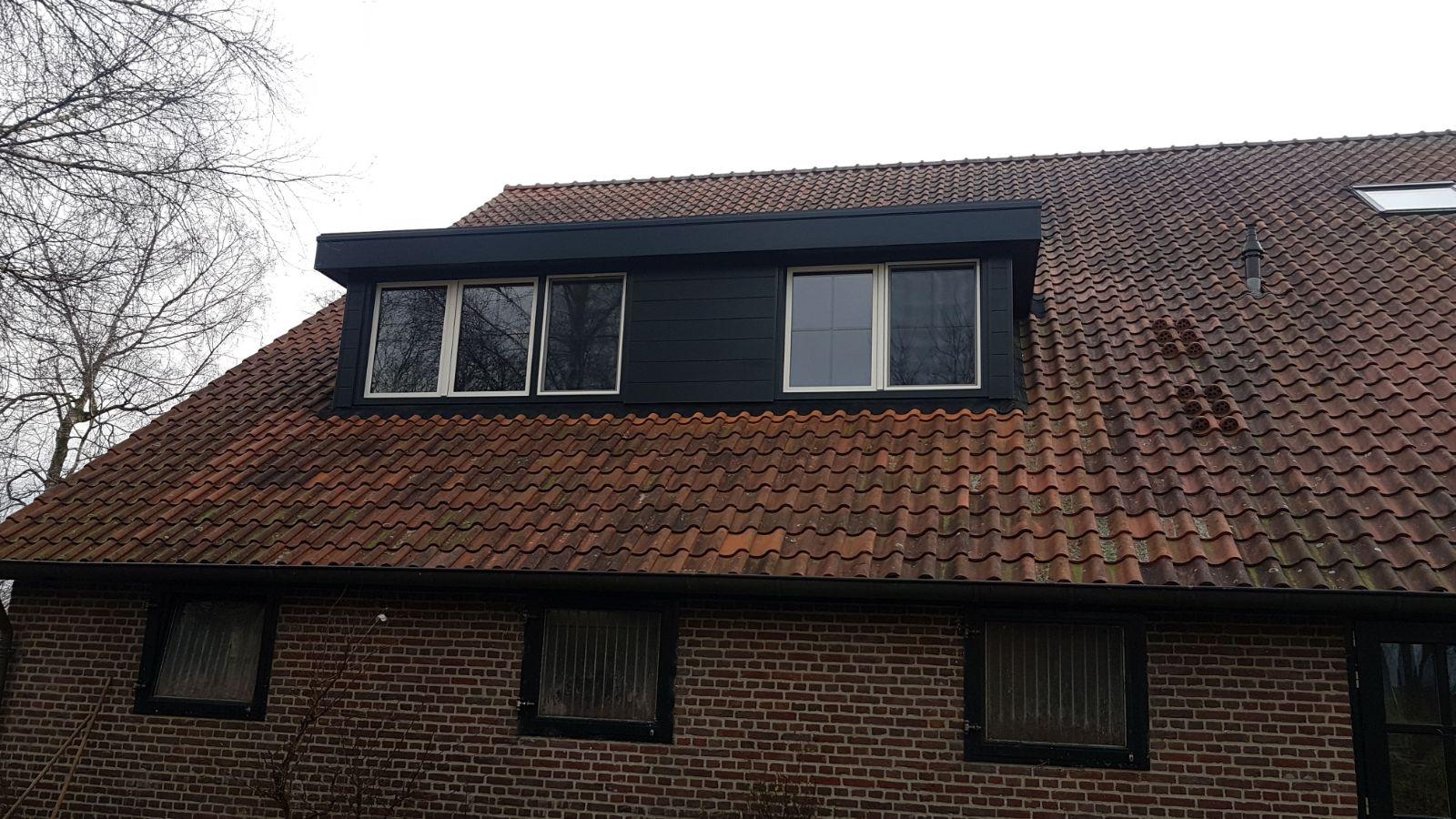 nieuwe dakkapel appartementen
