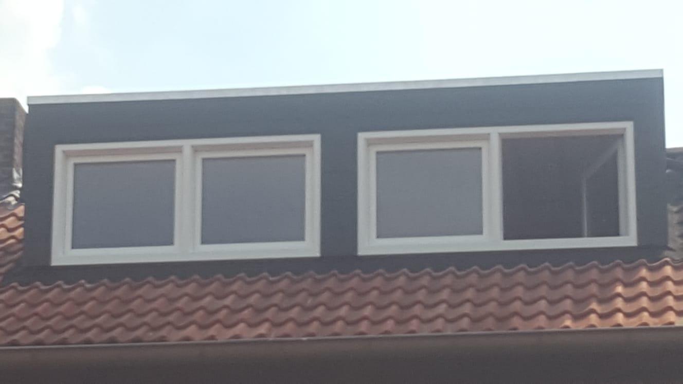 nieuwe dakkapel Weert