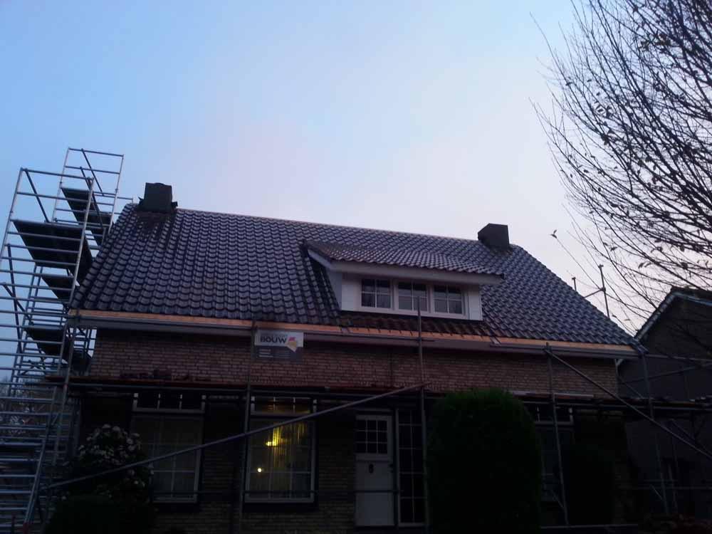 dakrenovatie dakplaten en pannen