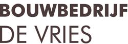 Bouwbedrijf De Vries Logo